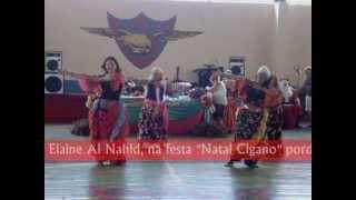 Grupo El Aneesh Gitane  - Dança Cigana Turca Artística