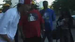 Bizzy Bone freestyle (Street of Chicago)