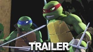 Teenage Mutant Ninja Turtles 2012 TV Series - Trailer
