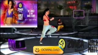 Zumba Fitness World Party - FREE Download - Xbox360\Wii - FULL Game