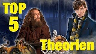 TOP 5 der glaubwürdigsten Harry Potter THEORIEN