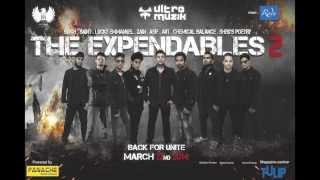ULTRA MUZIK - The Expendables 2 - Official Trailer 2