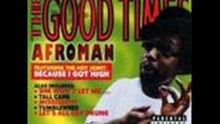 Afroman - The American Dream