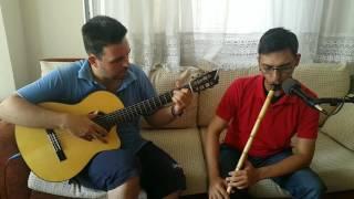 Şinanari nari nay-(Ney: Mutlu BAHAR Gitar:Tolga ÜNÜVAR)