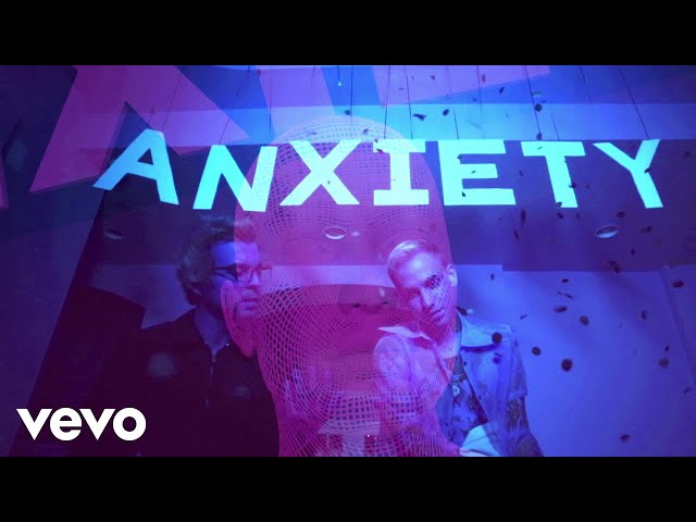 Vídeo de la canción anxiety de blackbear