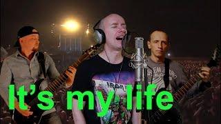 Bon Jovi - It's my life (heavy metal cover by Jugulator's Crew)