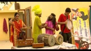 Indian Comedy Scene - Wife Warns Husband - Family 422 - Gurchet Chittarkar