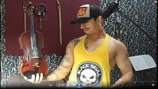 MC Lan - Rabetão by Douglas Mendes (Violin Cover)