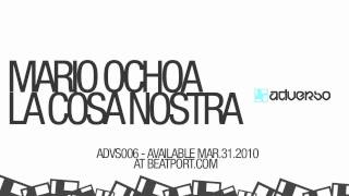 "Mario Ochoa "" La Cosa Nostra "" (ADVERSO RECORDS)"