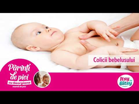 Colicii bebelusului