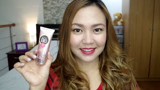 Maybelline Super BB Cream First Impression! | TAGALOG