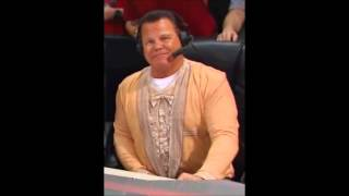 Jerry Lawler - He thought he had the match won! (SOUND EFFECT)
