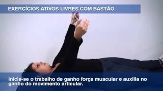 Instituto Balsini - Exercícios ativos livres com bastão