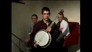 Irish Banjo player Eddie Whelan