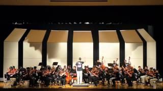 "BHS Concert Orchestra - ""Apache"" v2"