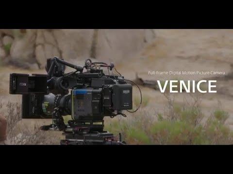 Sony - Presentazione CineAlta VENICE