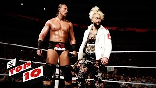 WWE Top 10 mejores momentos de Monday Night Raw (4-4-2016)