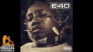 E-40 ft. Ezale, Vell - Straight Mobbin' [Prod. JuneOnnaBeat] [Thizzler.com]