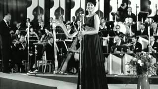 Yaffa Yarkoni - Hallelujah (live in Sopot, 1964)