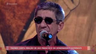 RAIMUNDO FAGNER - ORAÇÃO DE SÃO FRANCISCO (AO VIVO)
