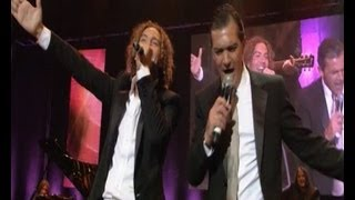 """Banderas canta a dúo con Bisbal, """"El Mariachi"""""""