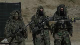 Ministro da Defesa visita as Operações Especiais em Lamego