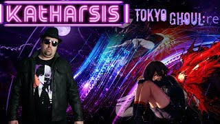 """Tokyo Ghoul:Re OP 2 """"Katharsis"""" Metal English Cover   The Goatee (feat  Celestial Fury & Dysergy)"""