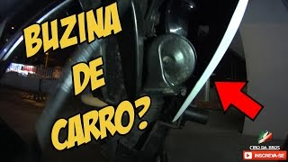 BUZINA DE CARRO NA BROS? CIRODABROS