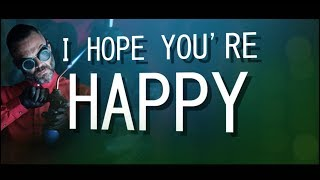 "Blue October - ""I Hope You're Happy"" Official Lyric Video"