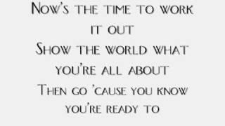 Spectacular-Your own way lyrics