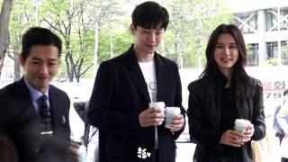 170417 김과장 시청률 공약 이벤트 커피 한 잔 하세요~