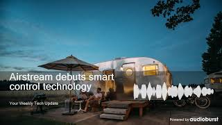 Airstream debuts smart control technology