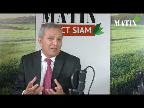 Video : Matin TV en direct du SIAM avec Hamou Ouheli