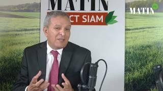 Matin TV en direct du SIAM avec Hamou Ouheli