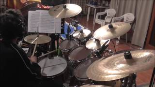 Paolo Cugia Drum Cover Guns N' Roses Since I Don't Have You