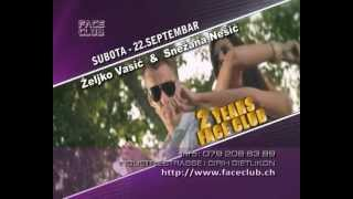 FACE club - 22.09.Zeljko Vasic & Snezana Nesic - 29.09.Sasa Kovacevic - WERBUNG TV PINK