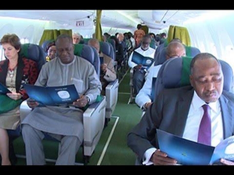 Air Côte d'Ivoire / Korhogo : Inauguration du vol domestique