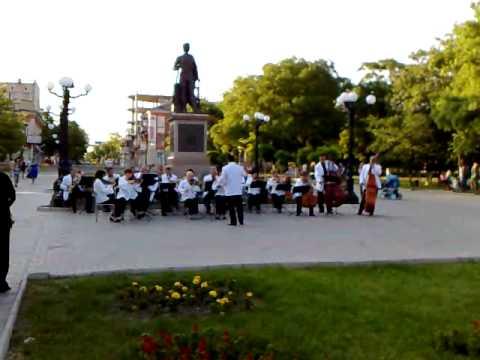 Херсон – Потемкинский сквер. Kherson. Park of Potemkin.