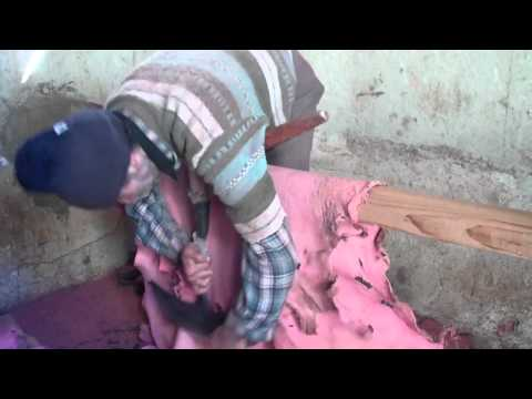 Fes Tanneries – The inside
