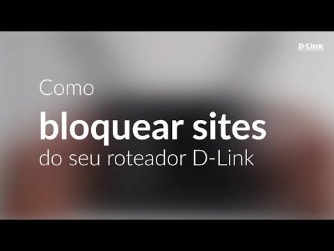 Como bloquear sites no seu roteador