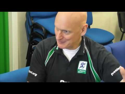 Duncan Goodhew Video