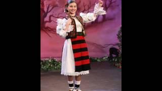 Ana Maria Tomoiaga - Is fata de la moisei