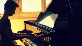 Arrival of the Birds on Grand Piano - The Cinematic Orchestra - Piano