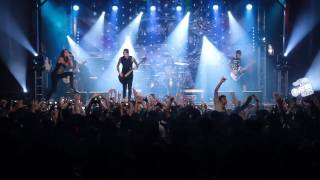 Miss May I - Relentless Chaos (Sao Paulo/Brazil Sep 22th, 2012) @LBViDZ