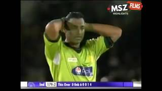 Pakistan vs India Asia Cup 2010 Most Thrilling Match Ever