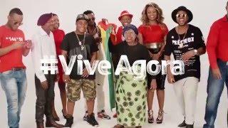 G2, Lizha James, Ziqo , Laylizzy , Luwi Ace , Cristel , Zena Bacar &  Antonio Marcos,  -  Vive Agora