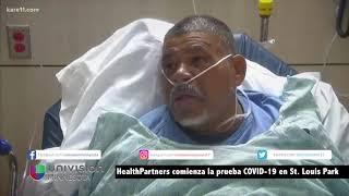 HealthPartners comienza la prueba COVID-19 en St. Louis Park