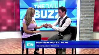 Dr. Pearl Talks energy healing with Jessica Reyes