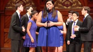 Don't Wake Me Up (Lianne La Havas)- The Harvard Callbacks