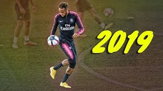 Neymar Jr ● Best Freestyle Skills ● 2018/19 | HD